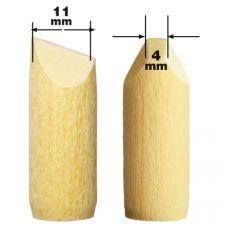 Molotow Сменное перо TF 4-11мм (срезанное)  (2шт.)