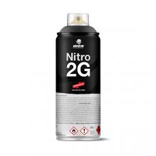 MTN NITRO 2G 400 мл черный